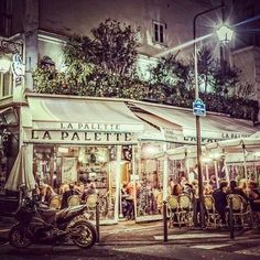 Paris eatery!