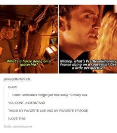Definitely not my favorite episode but ten will always be my favorite. Capaldi is coming pretty close though.