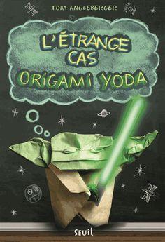 L'étrange cas origami Yoda http://www.decitre.fr/livres/l-etrange-cas-origami-yoda-9791023500660.html