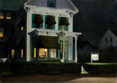 Edward Hopper, Rooms for Tourists