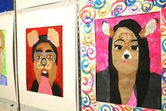 How to Get Your Apathetic Middle Schoolers Invested in Art