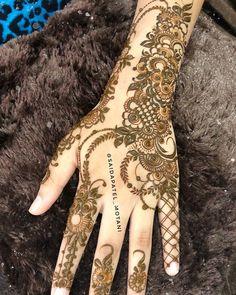 Henna Flower Designs, Flower Henna, Mehndi Art Designs, Henna Mehndi, Henna Art, Mehedi Design, Alcoholic Punch, Punch Recipes, Dreams