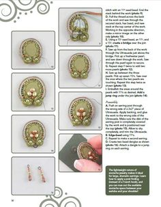 Best collection of free jewelry making tutorials, craft ideas, design inspirations, tips and tricks and trends Embroidery Fashion, Beaded Embroidery, Soutache Jewelry, Beaded Jewelry, Silver Jewelry, Soutache Tutorial, Jewelry Making Tutorials, Beading Projects, Jewelry Findings