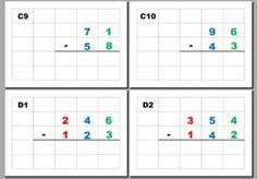 Write Arabic, Math 5, Montessori Math, Home Activities, Cycle 3, Thing 1, Multiplication, Mathematics, Worksheets