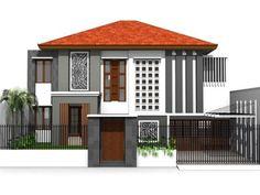 desain rumah minimali gambar fasad cantik rumah minimalis