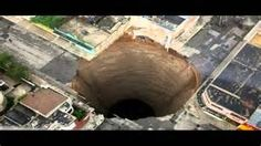 Sink Holes of the World - Bing Images