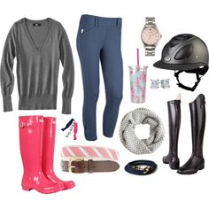 """Pink Schooling"" by stelladanza on Polyvore"