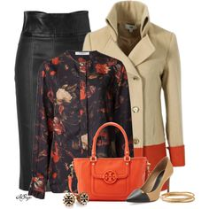 """Tory Burch Bag and Shoes Contest 2"" by kginger on Polyvore"