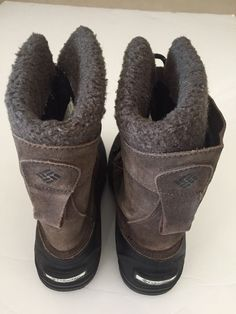 huge discount d01ee 04556 Extra Off Coupon So Cheap Columbia North Polar Y Boot - Size 6 Black   brown. Helen Borders · Unisex Shoes
