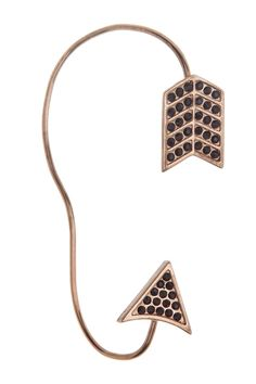 Pave Arrow Ear Wrap by House of Harlow on @HauteLook