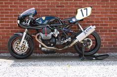 Moto Guzzi Club GB Forum: Blomley Guzzi Race Bike FOR SALE - I wish!