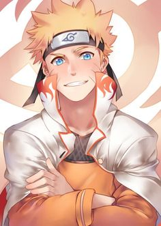 naruto uzumaki...its official, I wish he were real....he be MIIINNNEEEE