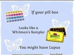 I actually wouldn't mind taking my absurd amount of meds if chocolate were involved somehow!
