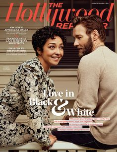 THR's October 19, 2016 cover: How Interracial Romance 'Loving' Became the Most Relevant Movie This Election Season, Photo: We are the Rhoads