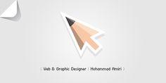 50 conceitos criativos de logotipos   Criatives   Blog Design, Inspirações, Tutoriais, Web Design