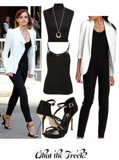 What the Frock? - Affordable Fashion Tips and Trends: Celebrity Look for Less: Emma Watson Style