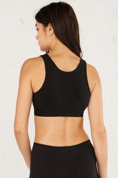 82cc7882fc64b Adidas Multicolor Sleeveless Cropped Sports Top. Enrique Aguilar · adidas  Rita Ora Outfits