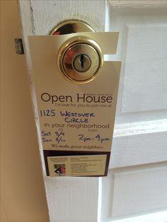 Open house #realtor #realestate www.janicenichols@bhhscarolinas.com