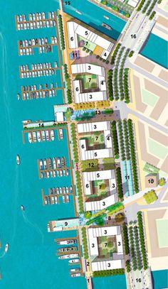 Sasaki - Marina District Detailed Master Plan - Abu Dhabi - UAE
