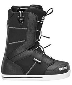 Leave nothing up to chance with the ThirtyTwo 86 FT Snowboard Boots! The skate style and feel make these boots a must have for the rider who likes to look good while ripping up the competition course. The 86 FT model features a medium flex level that is great for riding the entire mountain, and a comfort fit that will have your feet praising them. These boots also come with a unique fast track