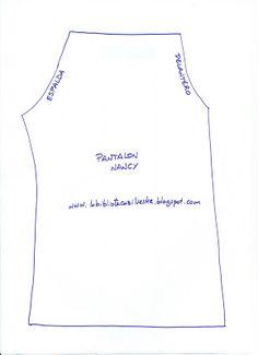 Patrón de pantalón para Nancy                                                                                                                                                                                 Más