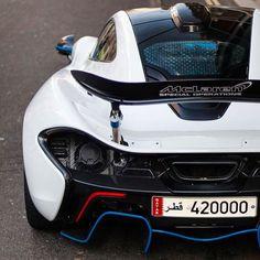 """""""MSO McLaren P1"""""""