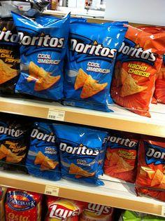 American doritos