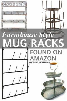 Farmhouse Style Mug