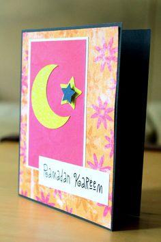 Ramadan KareemCard for the Islamic Holiday by NoahScraps on Etsy, $4.00
