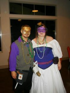 Modern Colors Blog: A Mardi Gras Masquerade Ball with a steamy twist