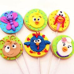 The Cake Decorating Business Fondant Cookies, Fondant Toppers, Cake Decorating Tips, Cookie Decorating, Baby Birthday, 1st Birthday Parties, Cakepops, Lottie Dottie, Lolly Cake