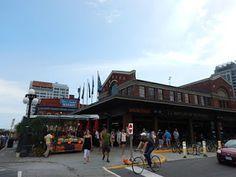 ByWard Market  #viajarcorrendo #canalrideau #ottawa #canada #majorshill #bywardmarket #mercadobyward #beavertails #queuesdecastor #nepeanpoint #champlain