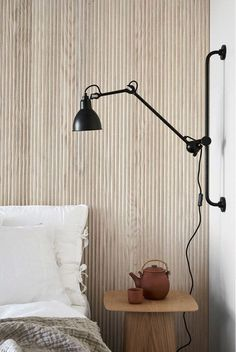 Minimal bedroom with
