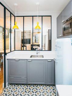 Un apartamento coqueto y funcional en la ciudad de la luz
