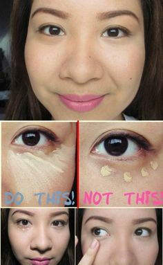 conceal eye circle