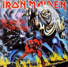 Iron Maiden - The Number Of The Beast: buy LP, Album at Discogs
