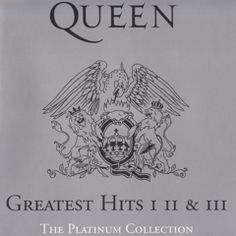 queen the platinum collection: greatest hits i, ii & iii (rmst) (hollywood records) tracks) 320 kbps album Brian May, John Deacon, Hollywood Records, We Are The Champions, We Will Rock You, Queen Freddie Mercury, Killer Queen, Me Now, My Escape