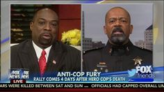 Fox Cop: Black Lives Matter Protesters Are 'Garbage' And 'Sub-Human' - YouTube