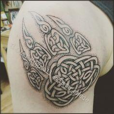 eurotribal tattoo bastille