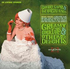 Cherry Capri(with Martini Kings) - Creamy Cocktails and Other Delights