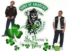 Happy St Patty's Day SOA