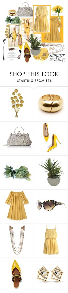 """""""Hey gorgeous"""" by marleen1978 ❤ liked on Polyvore featuring Three Hands, Jezzelle, Lux-Art Silks, Marilyn Monroe, Boohoo, Chicwish, Malone Souliers and chic"""
