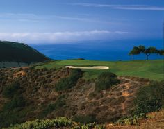 Torrey Pines Golf Course-  I have played here about 30 times..  looking forward to the next time.   This place should be on every golfer's bucket list.