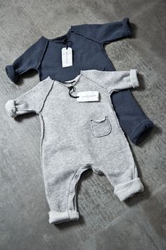 french terry unisex baby rompers #romper #unisex #genderneutral