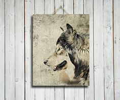 Wolf eyes  11x14 wolf photo  wolf print  by EmeraldTownRaven, $41.00