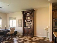 Ornate Bookcase Door | Creative Home Engineering