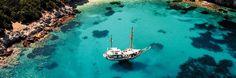 Exquisite Greek Island of Lefkas.