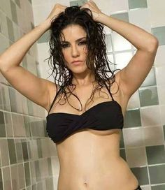 sunny leone's photo without clothes