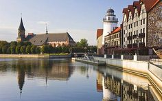 I was here in Kaliningrad, Russia in 2003 & my life was forever changed! Can't wait to go again!