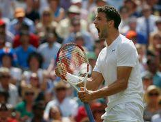 Blog Esportivo do Suiço: Murray tropeça em Dimitrov e dá adeus a sonho de bi em Wimbledon